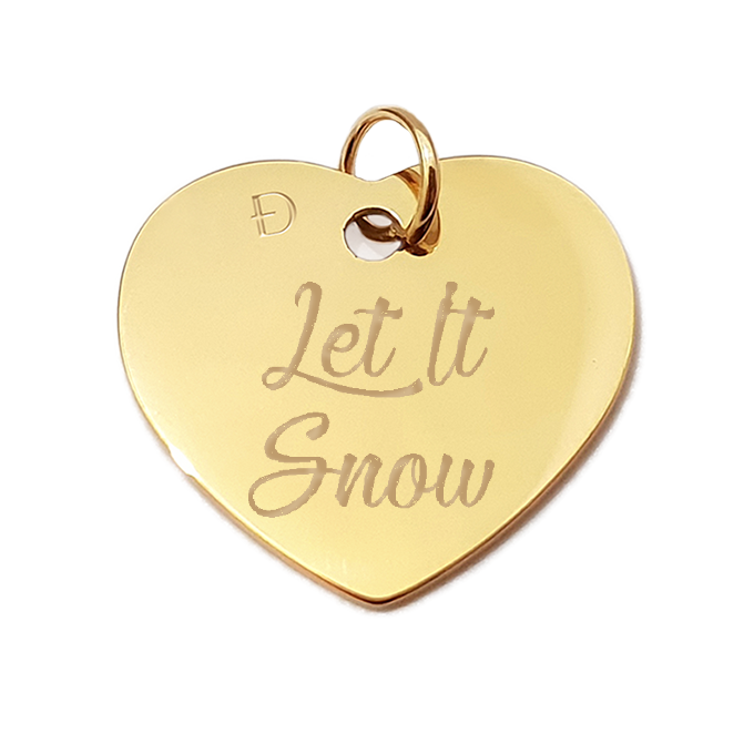 Serce 03. Let It Snow